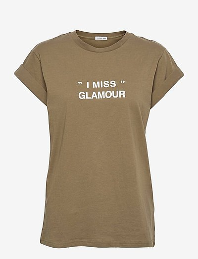 Stanley Glamour Tee - t-shirts - green