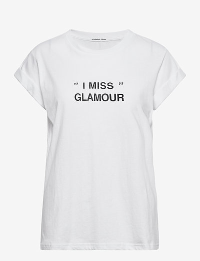 Stanley Glamour Tee - t-shirts - white