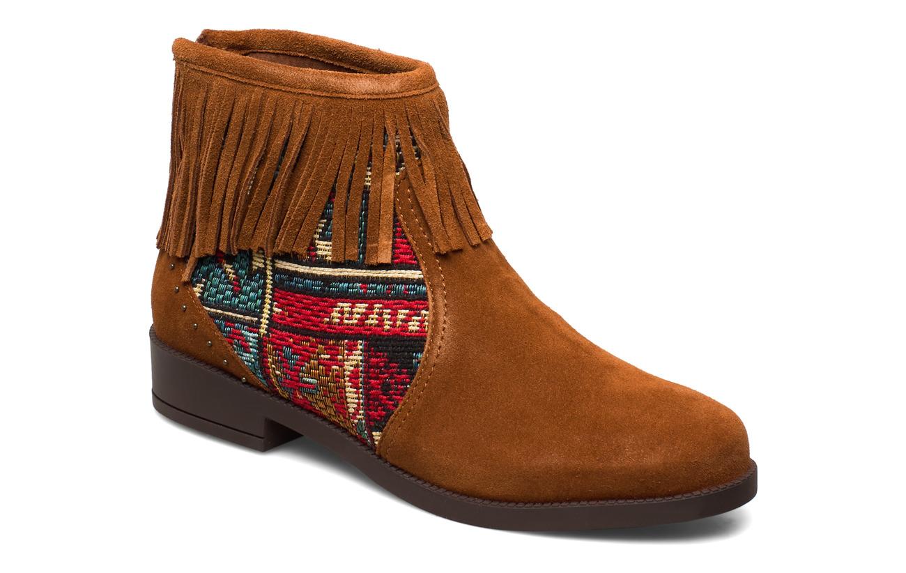 Desigual Shoes SHOES OTTAWA TAP - HOT CHOCOLATE