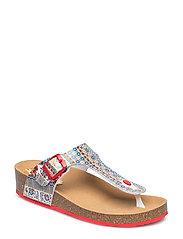 Desigual Shoes - Shoes Libra Microrapport