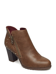 SHOES FRIDA WI - CHOCOLATE BROWN