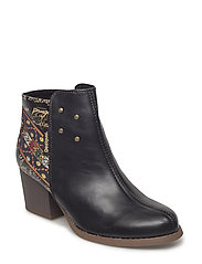 SHOES COUNTRY EXOTIC - NEGRO