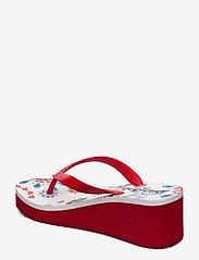 Desigual Shoes - SHOES LOLA GALACTIC - tongs - blanco - 2