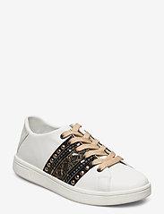 Desigual Shoes - SHOES COSMIC EXOTIC GOL - baskets basses - blanco - 0
