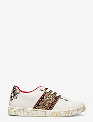 Desigual Shoes - SHOES COSMIC INDIA - låga sneakers - blanco - 1