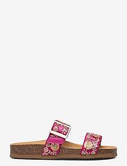 Desigual Shoes - SHOES ARIES EXOTIC - platta sandaler - rosa - 1