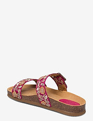 Desigual Shoes - SHOES ARIES EXOTIC - platta sandaler - rosa - 2