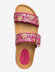 Desigual Shoes - SHOES ARIES EXOTIC - platta sandaler - rosa - 3