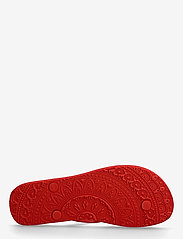 Desigual Shoes - SHOES FLIP FLOP BUTTERFL - flip flops - carmin - 4