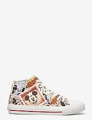 Desigual Shoes - SHOES BETA MICKEY - höga sneakers - tutti fruti - 1