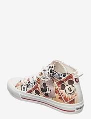 Desigual Shoes - SHOES BETA MICKEY - höga sneakers - tutti fruti - 2