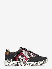 Desigual Shoes - SHOES COSMIC MICKEY DENI - låga sneakers - negro - 1