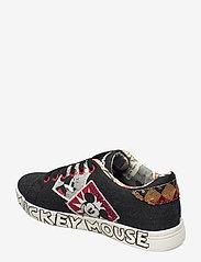 Desigual Shoes - SHOES COSMIC MICKEY DENI - låga sneakers - negro - 2