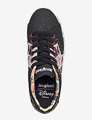 Desigual Shoes - SHOES COSMIC MICKEY DENI - låga sneakers - negro - 3