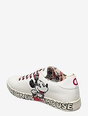 Desigual Shoes - SHOES COSMIC MICKEY - låga sneakers - blanco - 2
