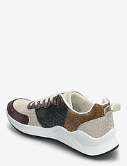 Desigual Shoes - SHOES HYDRA PACH - låga sneakers - brown stone - 2