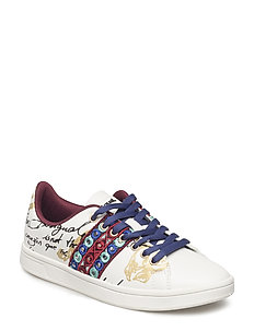 SHOES COSMIC EXOTIC LET - BLANCO