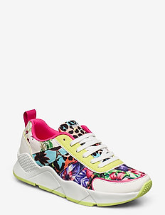 SHOES HYDRA LEOPARD - low top sneakers - lima