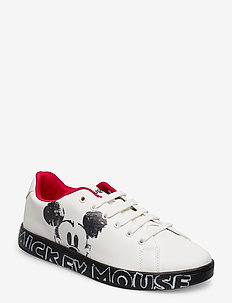 SHOES COSMIC MICKEY MOU - lave sneakers - blanco