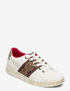 SHOES COSMIC INDIA - låga sneakers - blanco