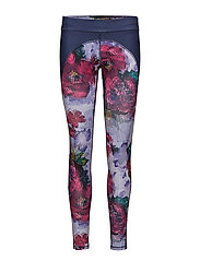 LEGGING NIGTH GARDE - PURPLE RAIN