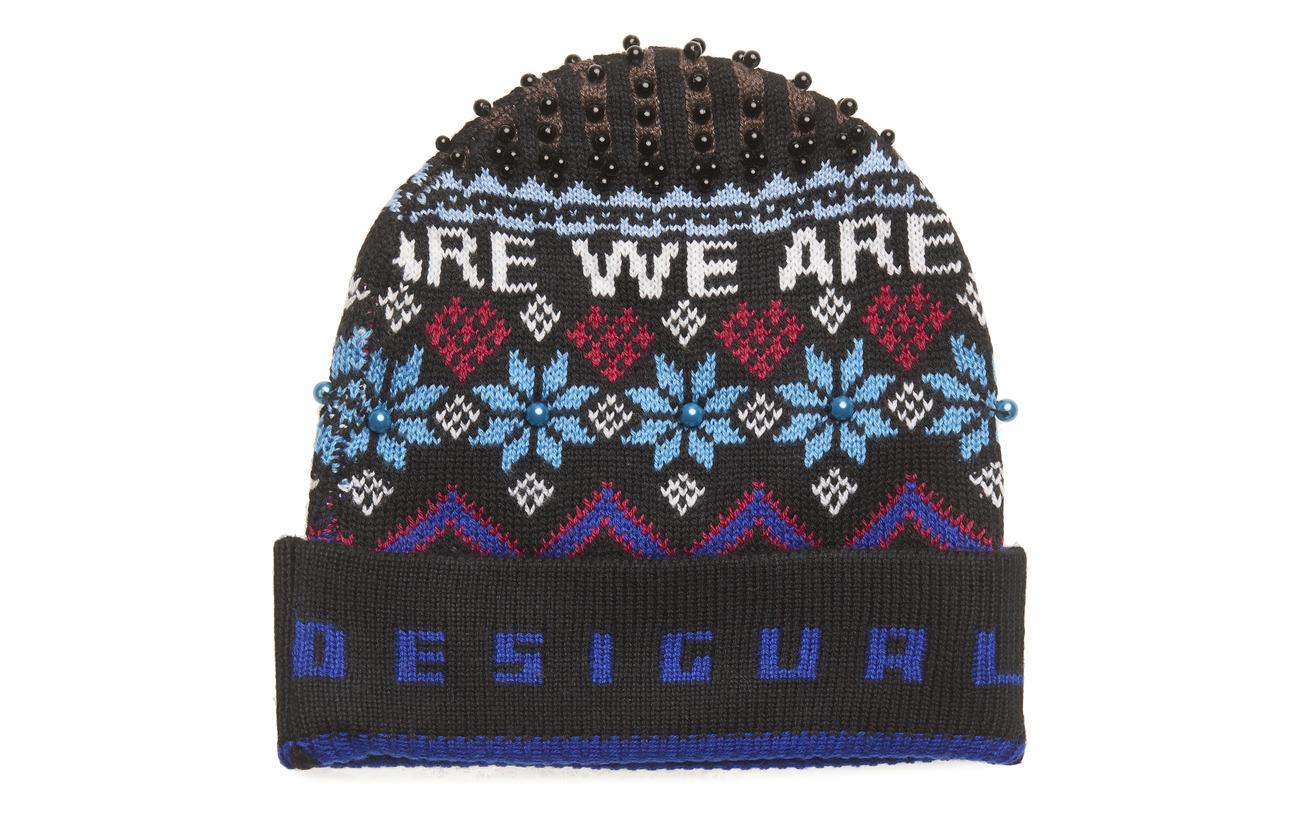 Hat Hat Accessories Winter BluenavyDesigual BluenavyDesigual Accessories Winter Hat BluenavyDesigual Winter oeQrdxBECW