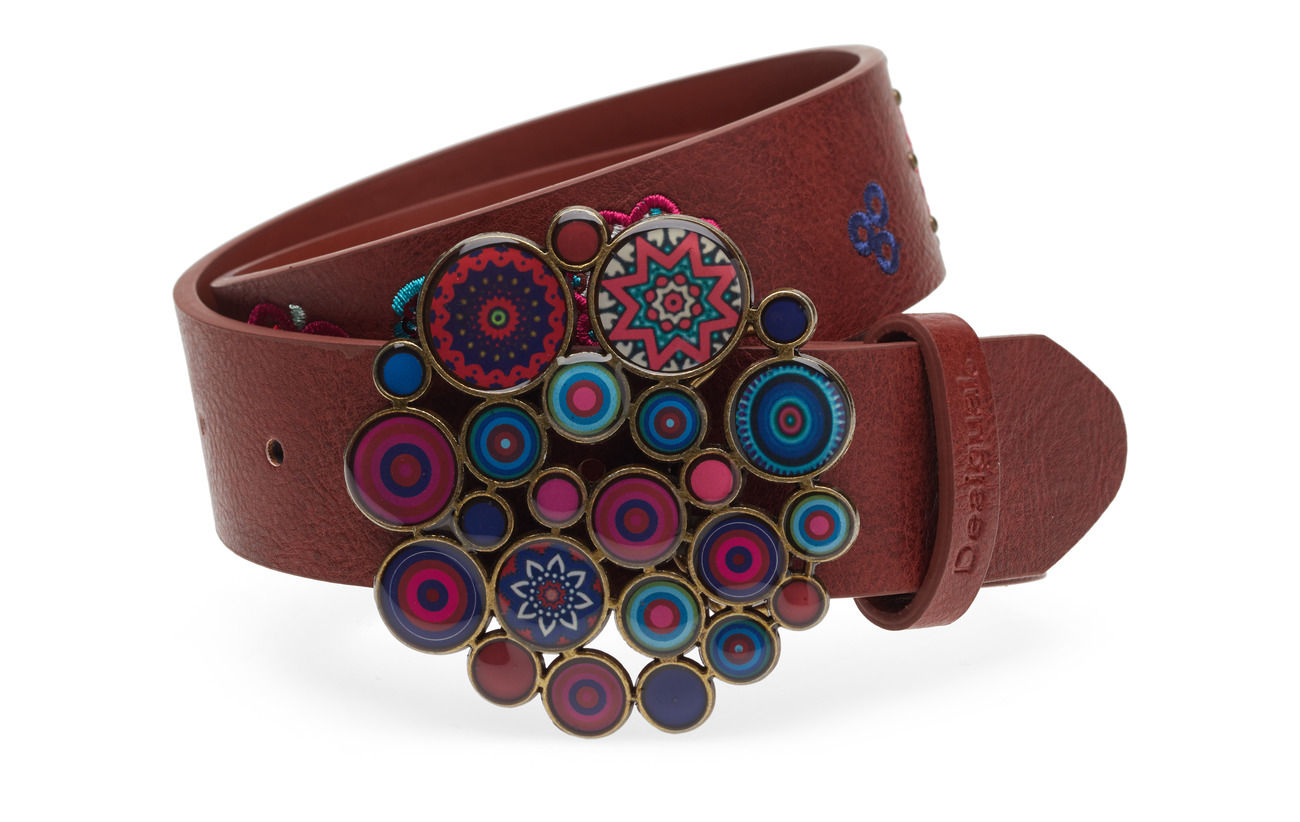 Desigual Accessories BELT NANIT - NEGRO