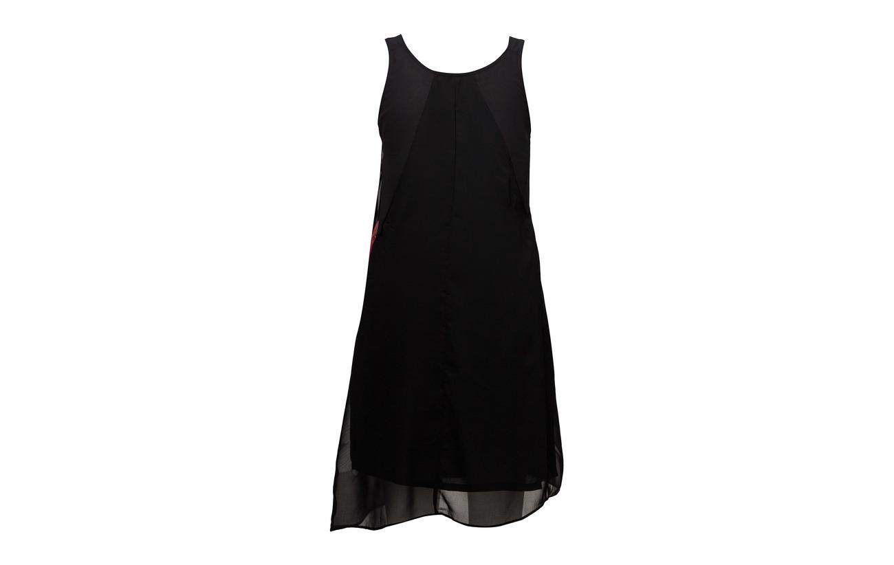 Vest Godofredo 100 Desigual Polyester Negro AzdAPq