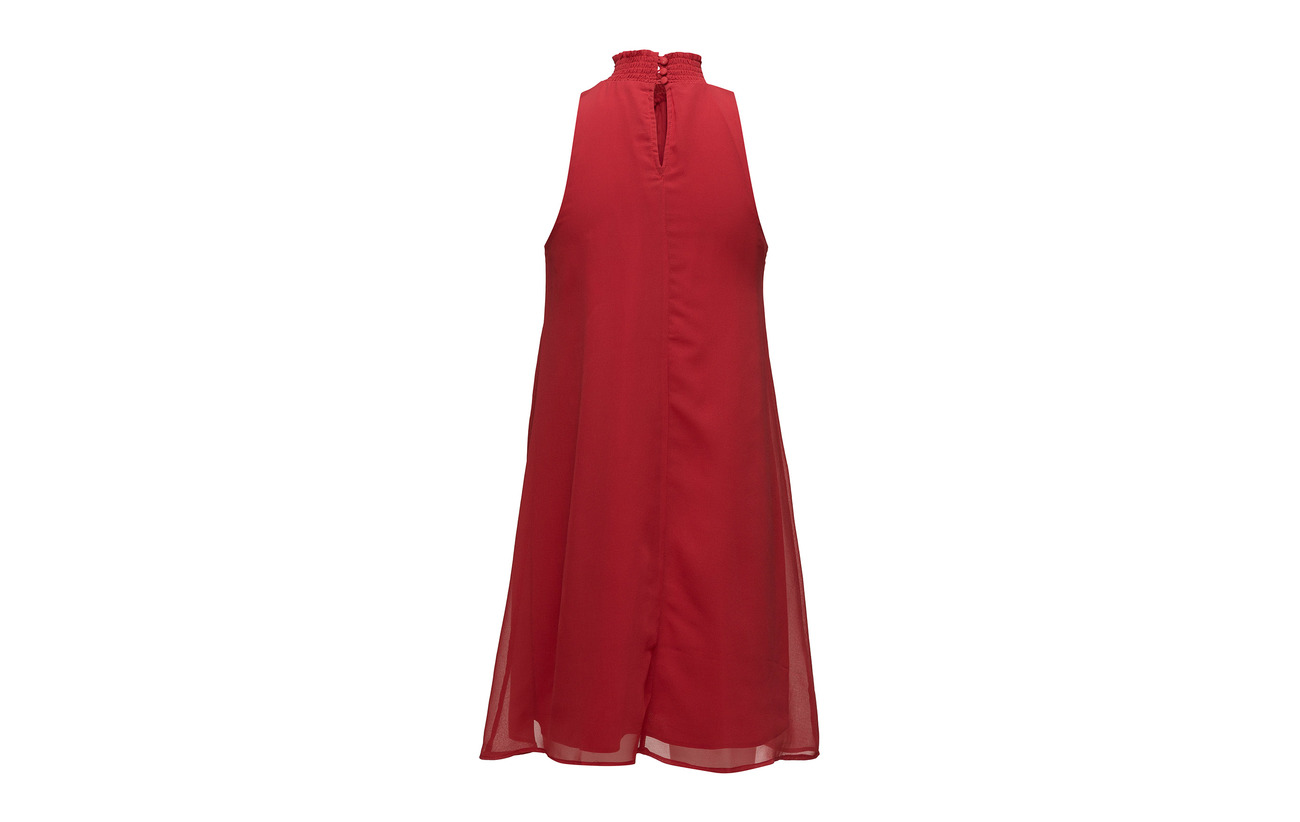 Desigual 100 Poppy Polyester Red Angy Vest q0Cqz