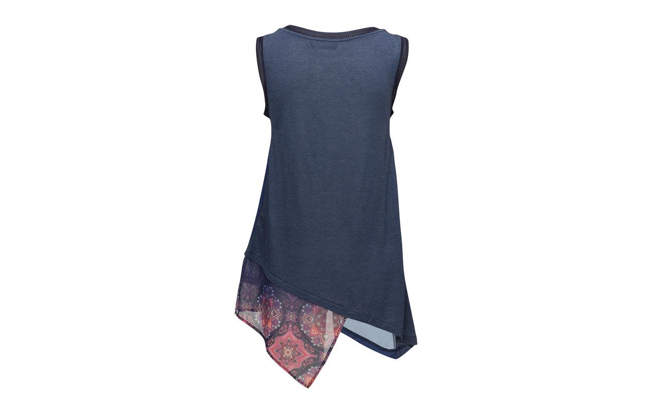 Bronte 5 45 50 Elasta Polyester Viscose Blus Desigual Crudo UqZwgSy5