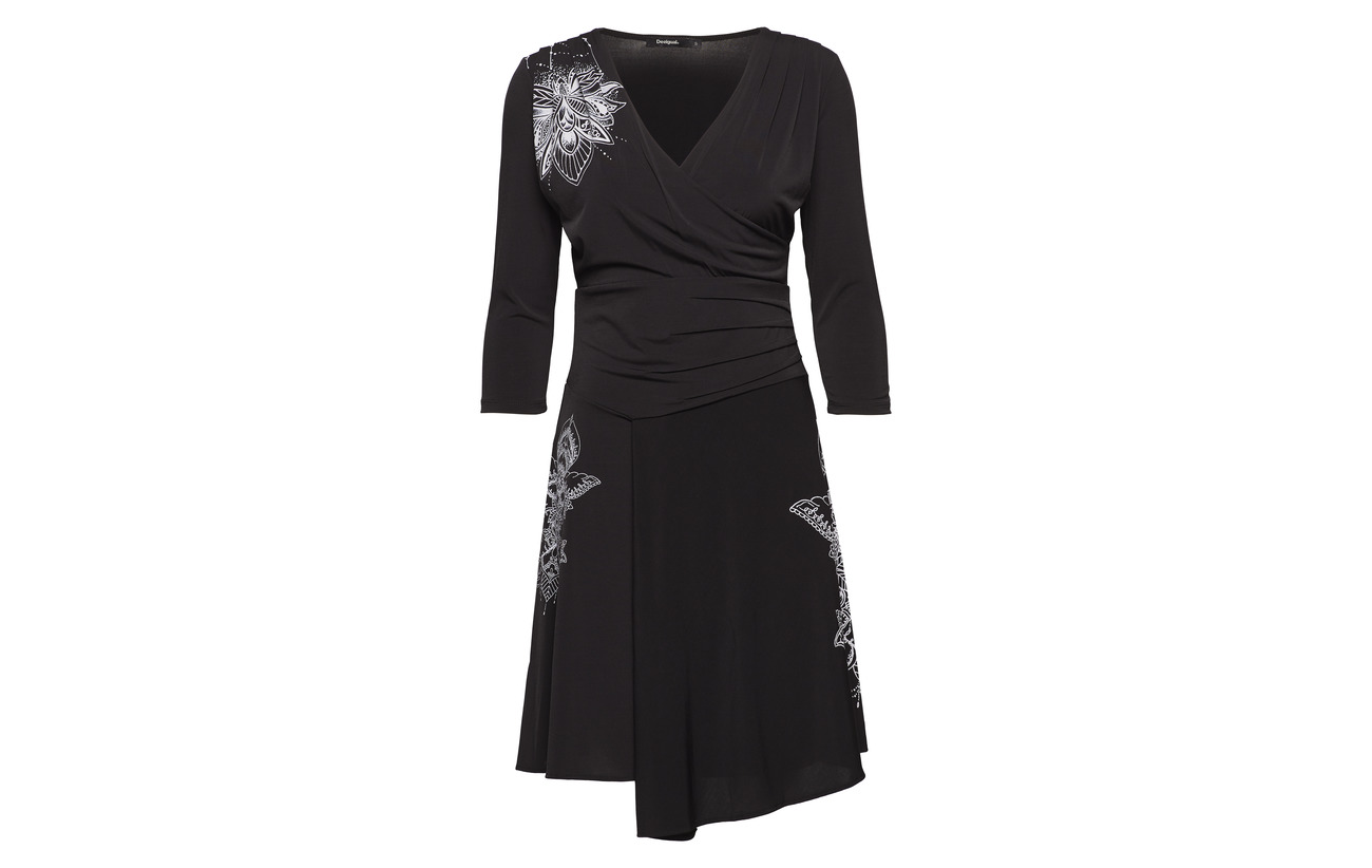 Vest Alison Elastane 96 Polyester Negro Desigual 4 gd5qzgw