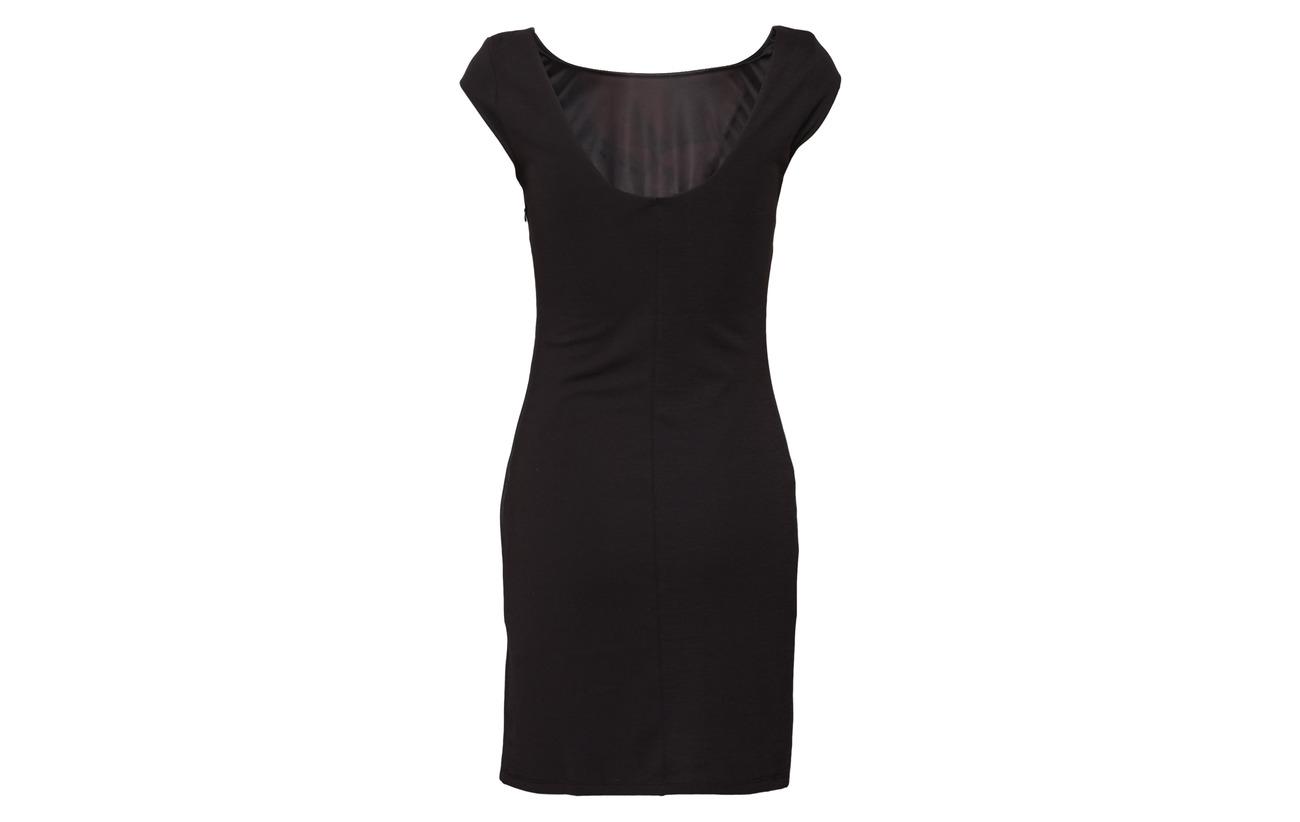 Vest Ulianne Negro Elastane Desigual 2 98 Polyester dHzHTqw