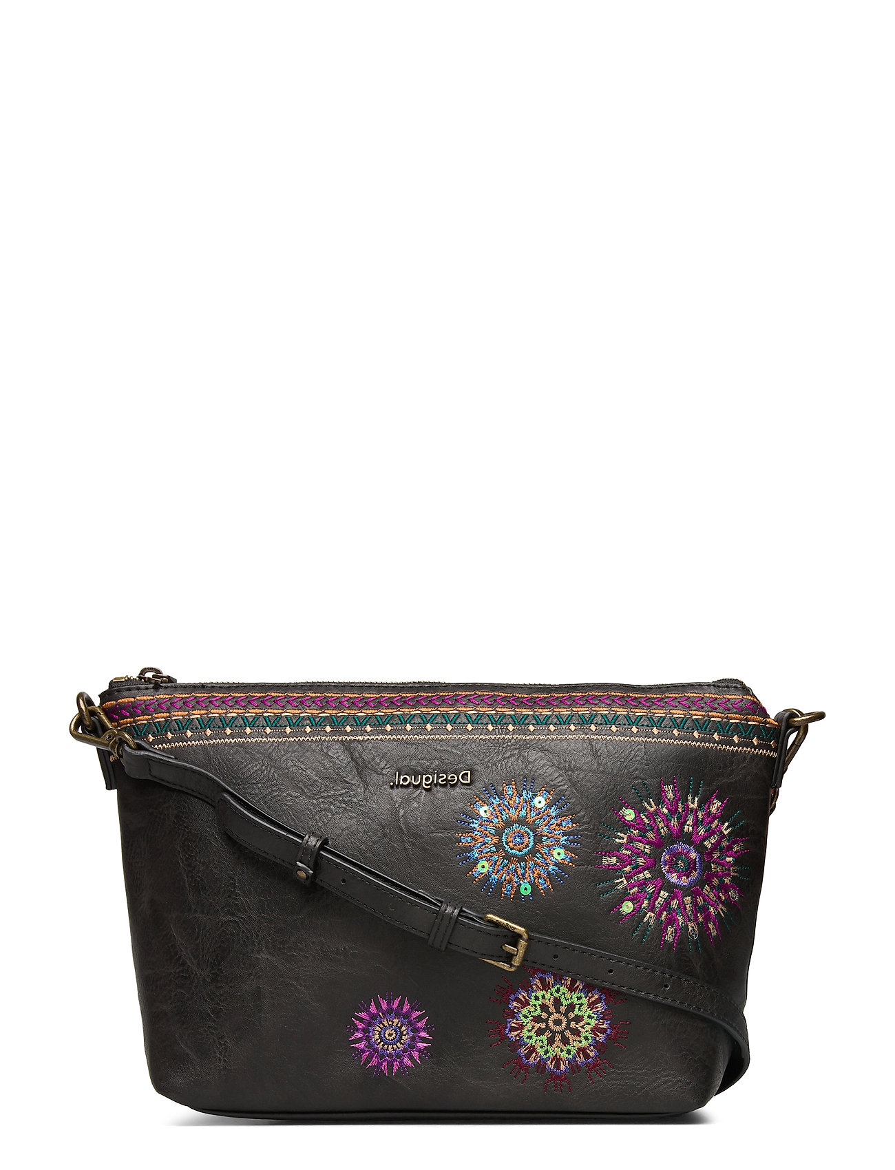 Image of Bols Astoria Cata Bags Small Shoulder Bags - Crossbody Bags Grøn Desigual Accessories (3452230275)
