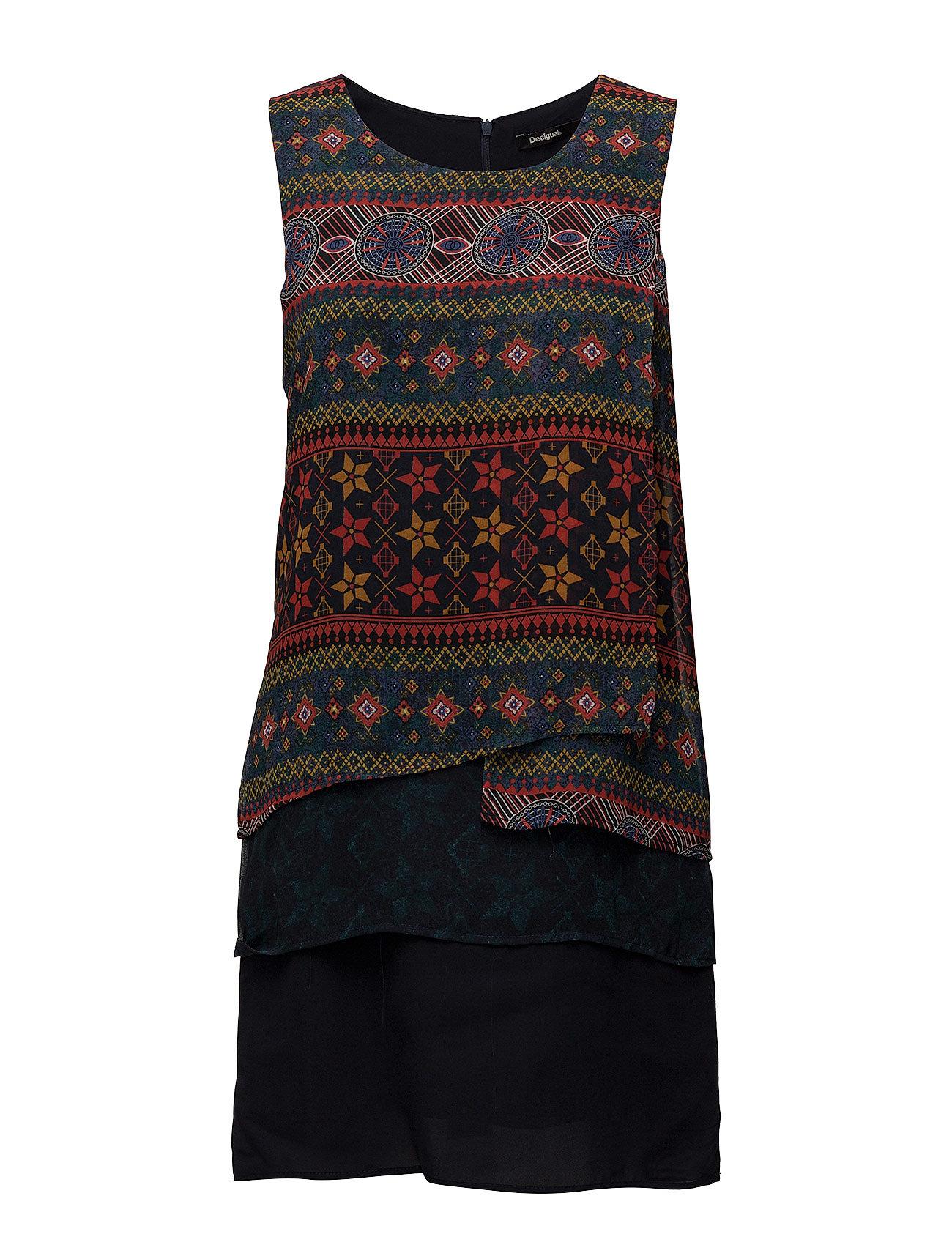 70f81a781e4a Hjem Dame Korte kjoler Vest Jonatan. Vest Jonatan. Vest Jonatan. Desigual