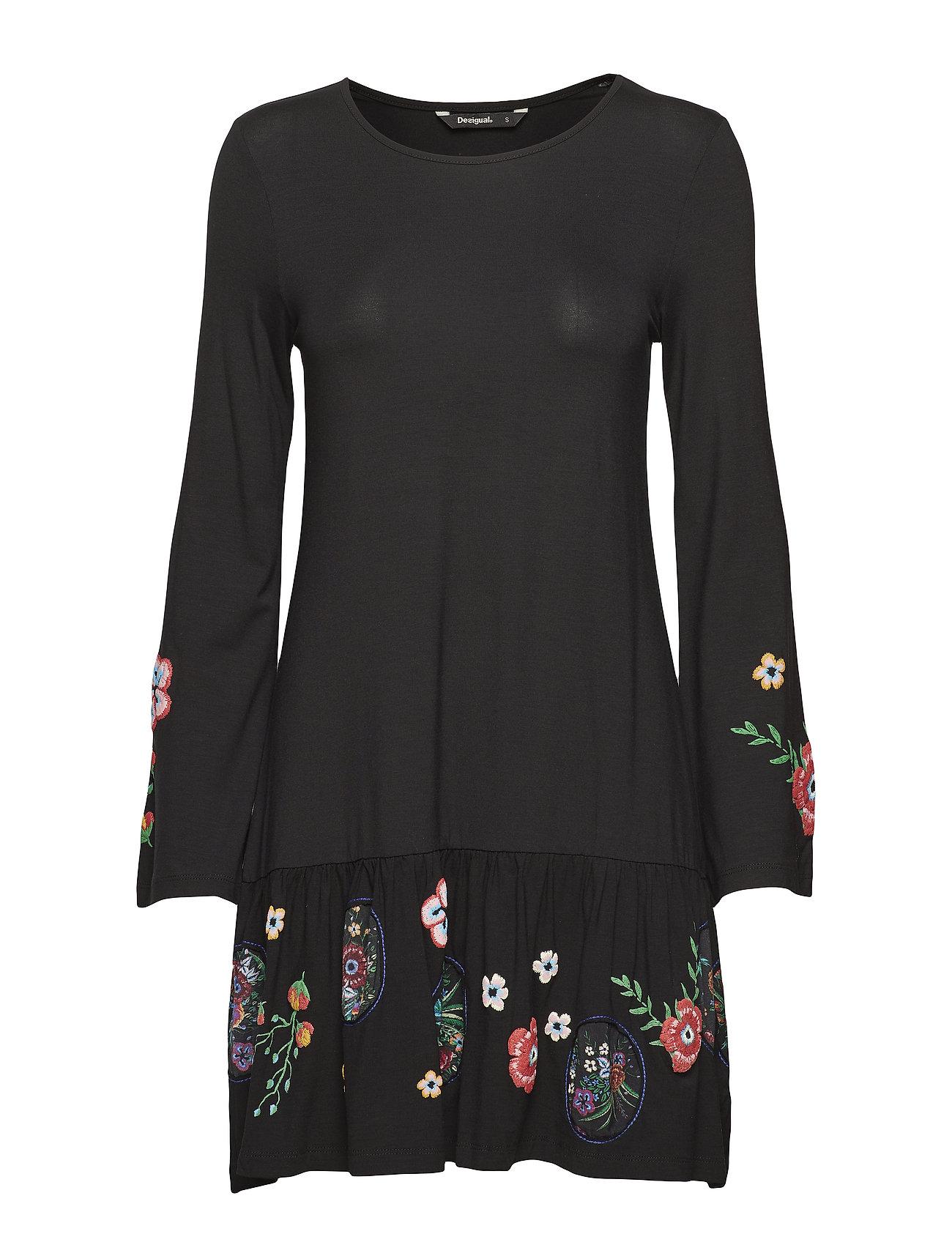 Vest Surat (Negro) (£41.40) - Desigual -  979b9ed45b5