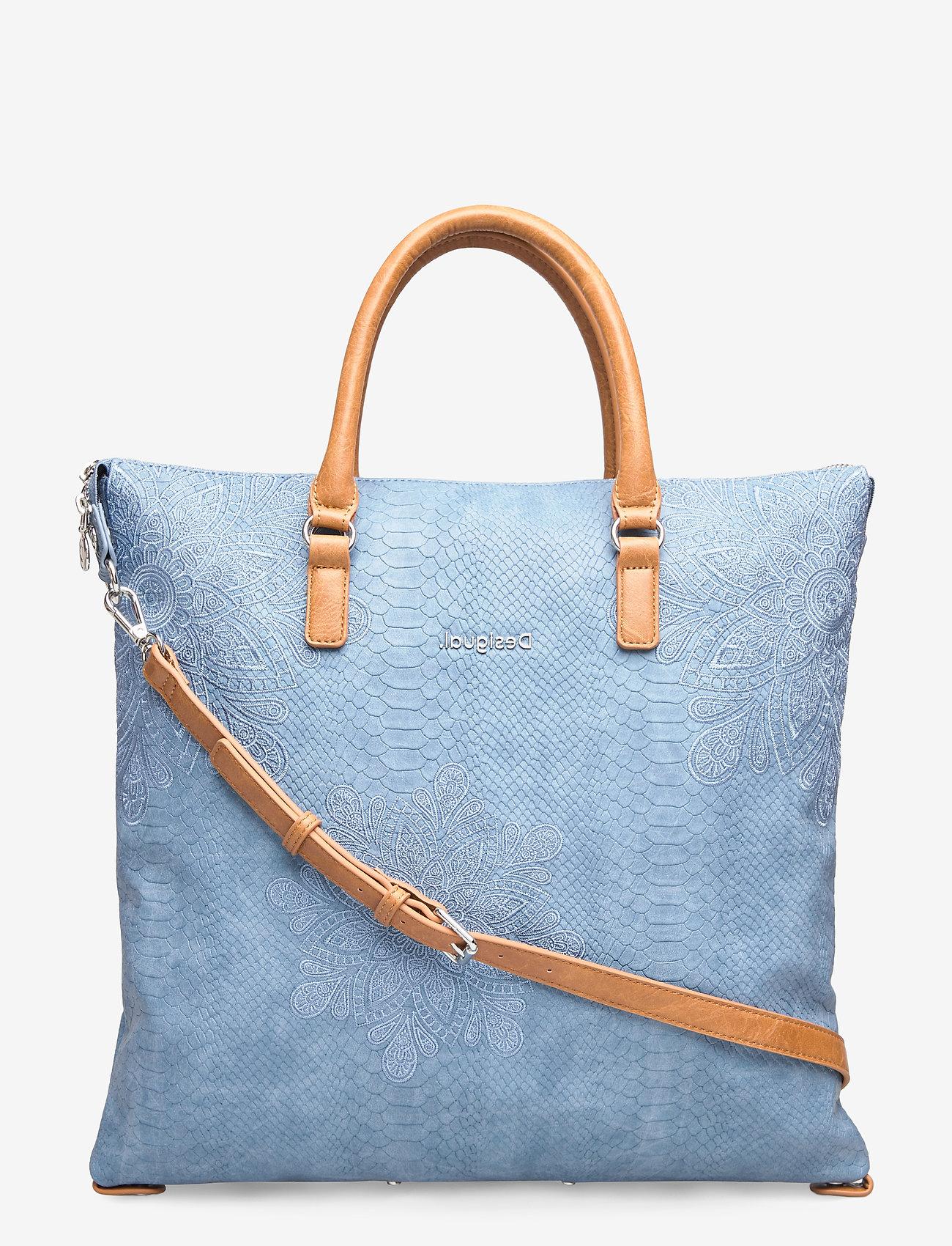 Desigual Accessories - BOLS HELA KONN - sacs à anse - azul media noche