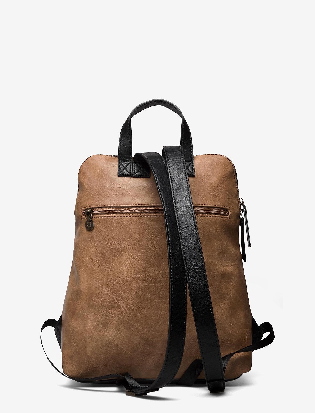Desigual Accessories - BACK CRISTAL MOON NANAIM - ryggsäckar - tabaco - 1