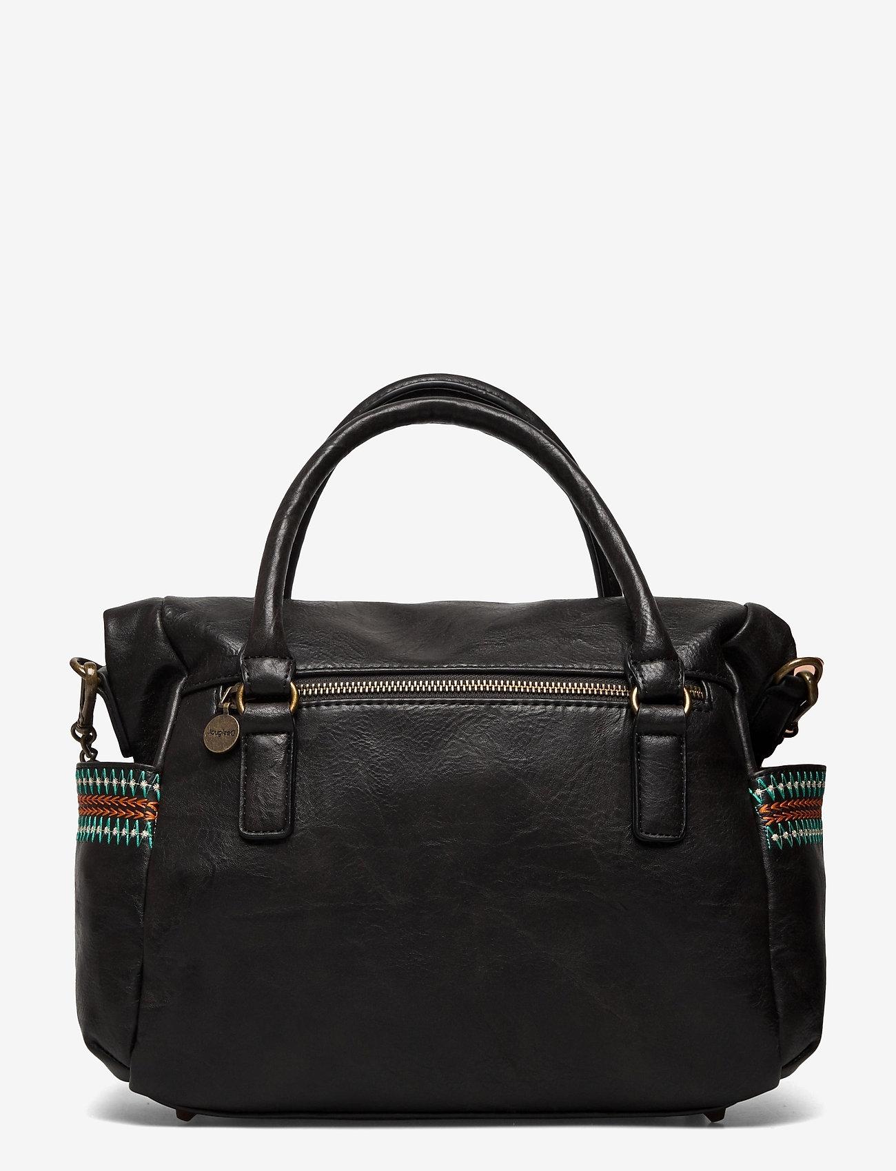 Desigual Accessories - BOLS CARLINA LOVERTY - handväskor - marron oscuro - 1