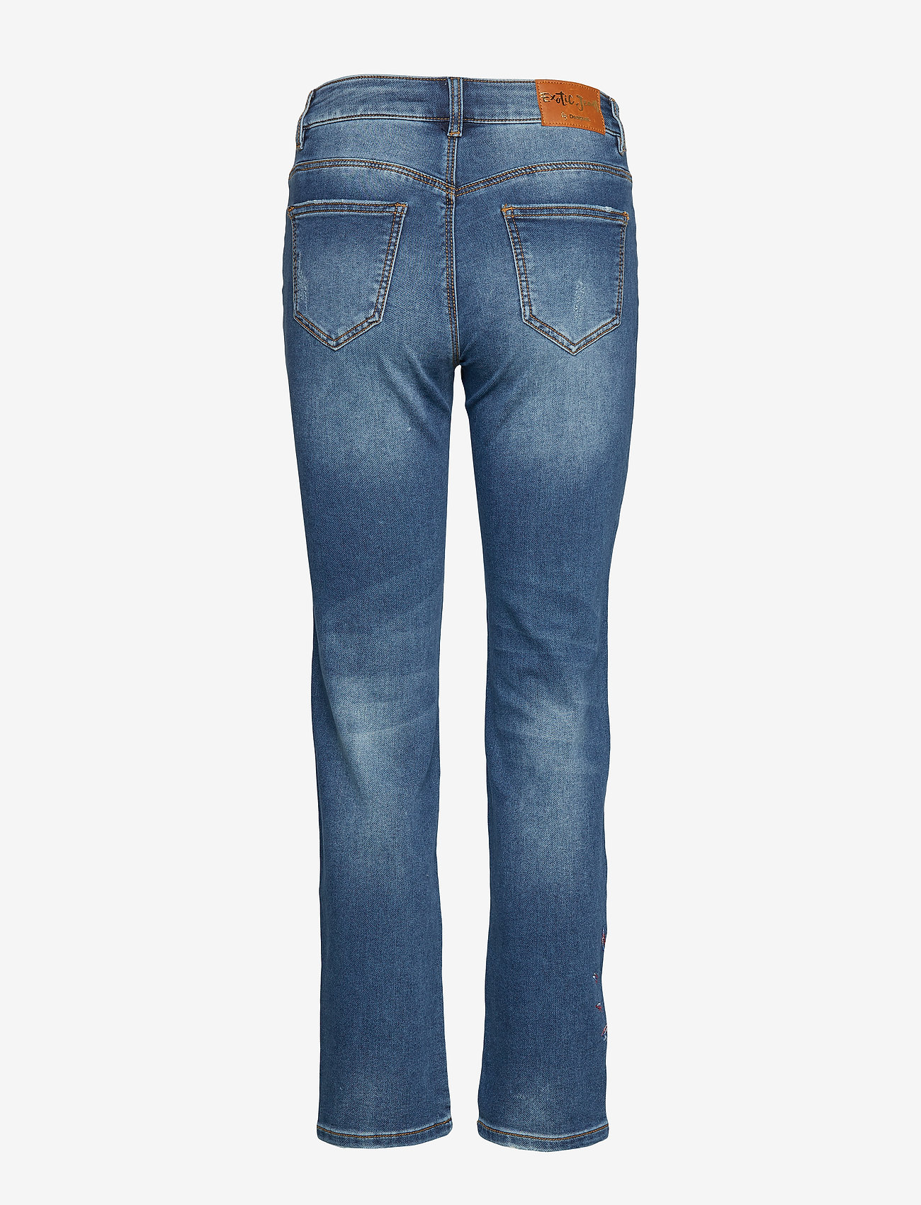 Desigual - DENIM SANFORD - jeans droites - denim dark blue - 1