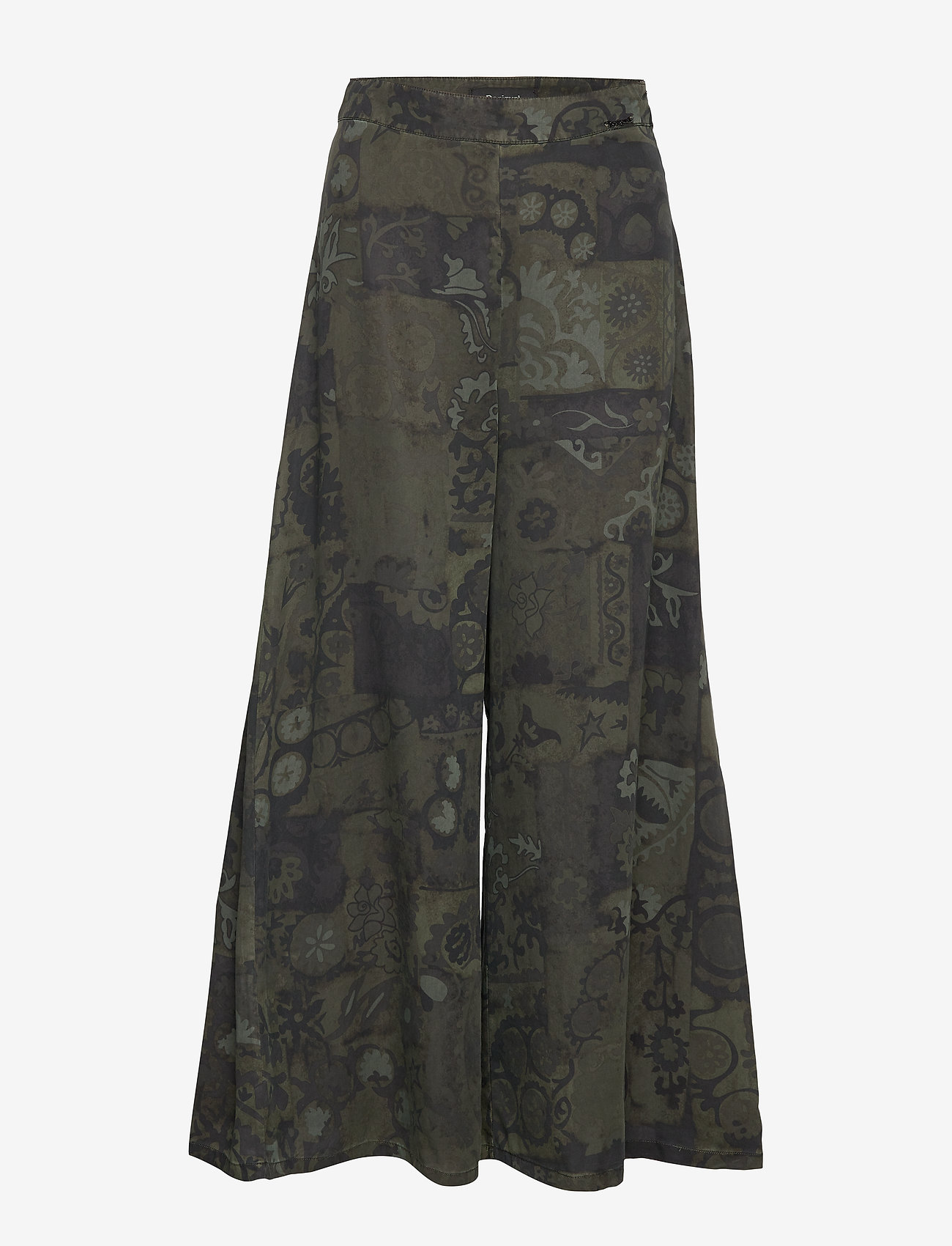 Desigual - PANT GIA - pantalons larges - boaba - 0