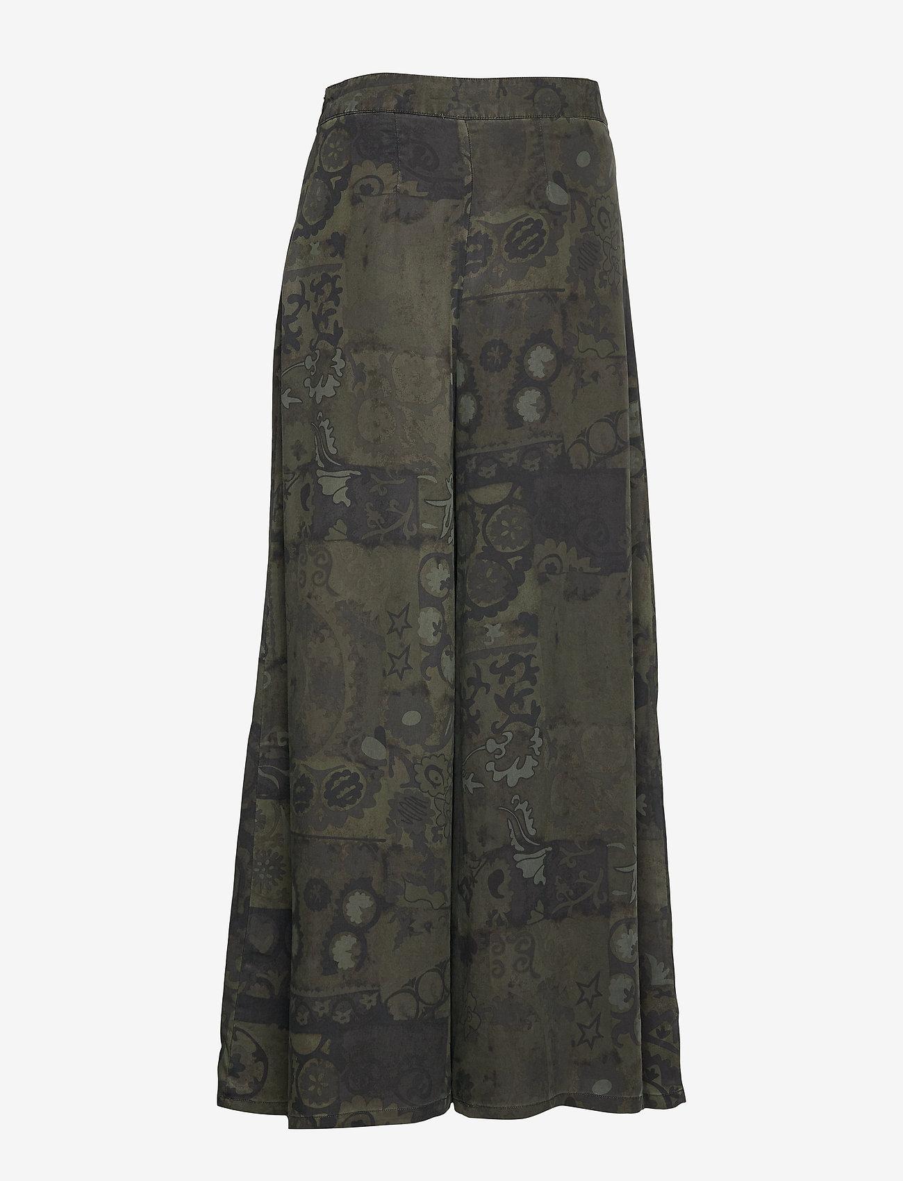 Desigual - PANT GIA - pantalons larges - boaba - 1