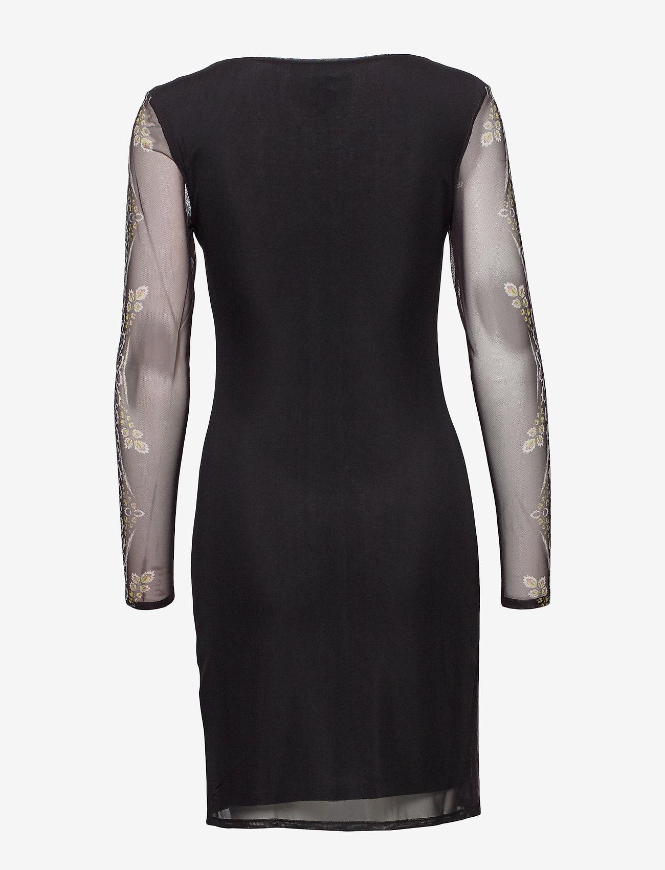 Desigual - VEST EYRE - midi jurken - negro - 1