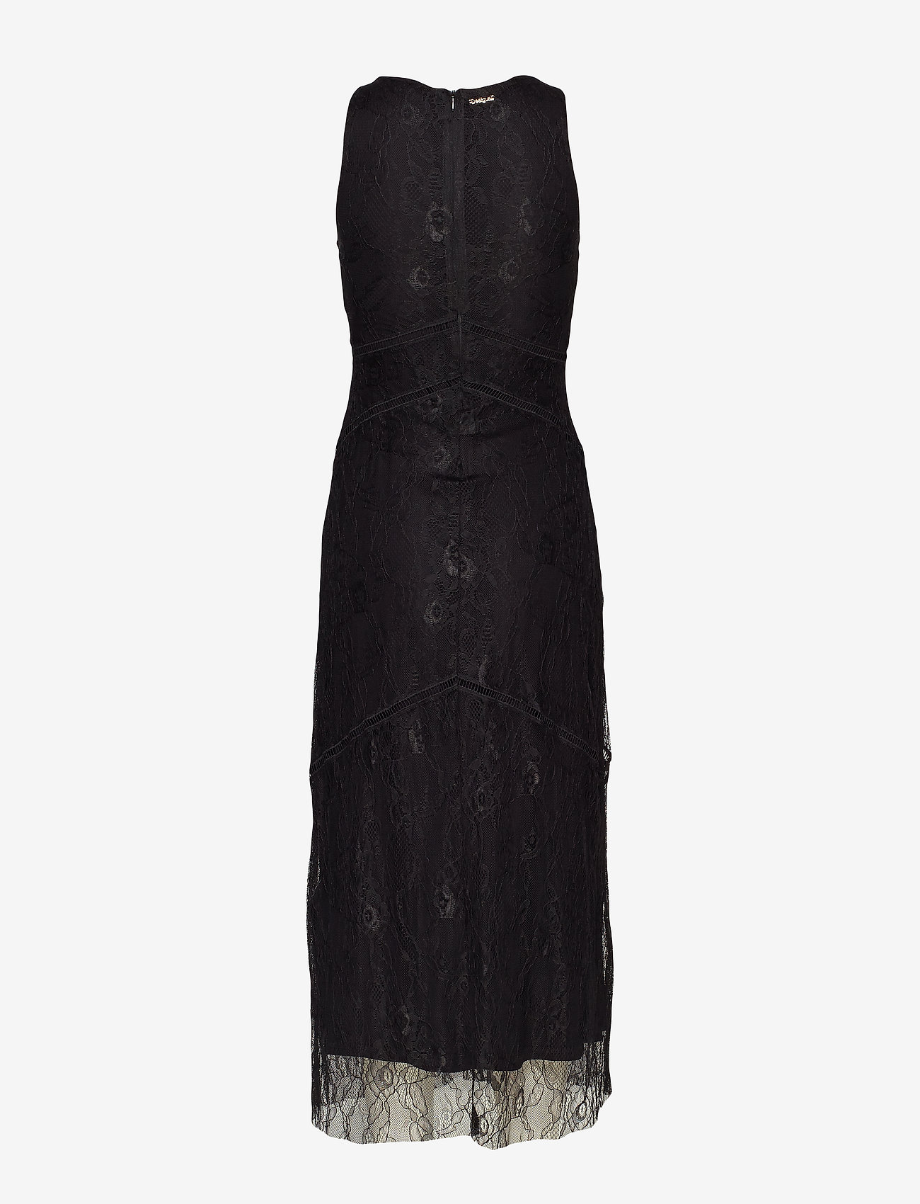 Desigual - VEST LAMAR - midi jurken - negro - 1