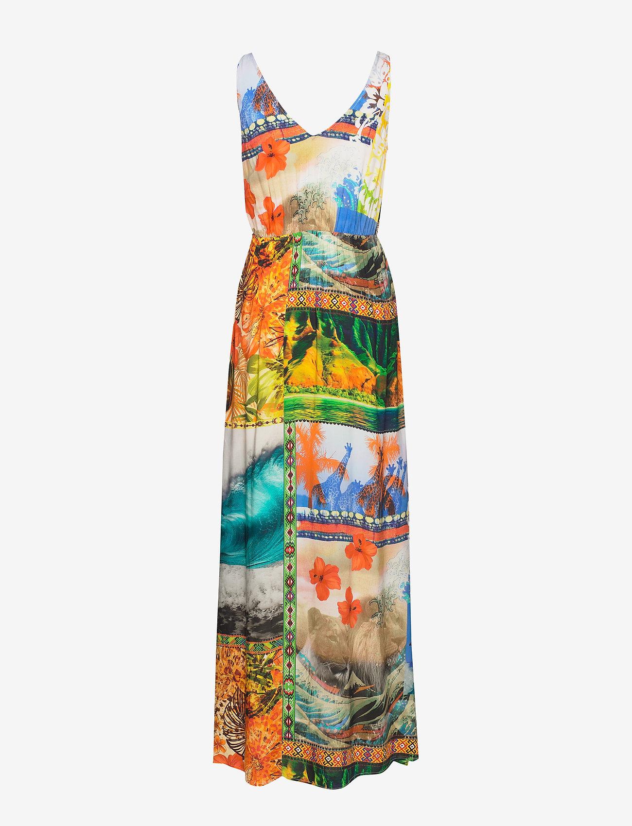 Desigual - VEST HAWAI - maxi jurken - tutti fruti - 1