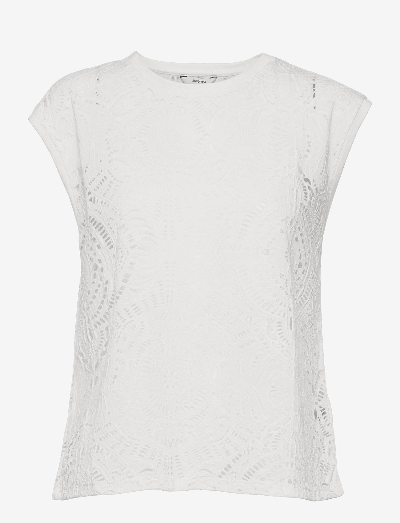 Desigual - TS NILO - t-shirts - blanco - 0