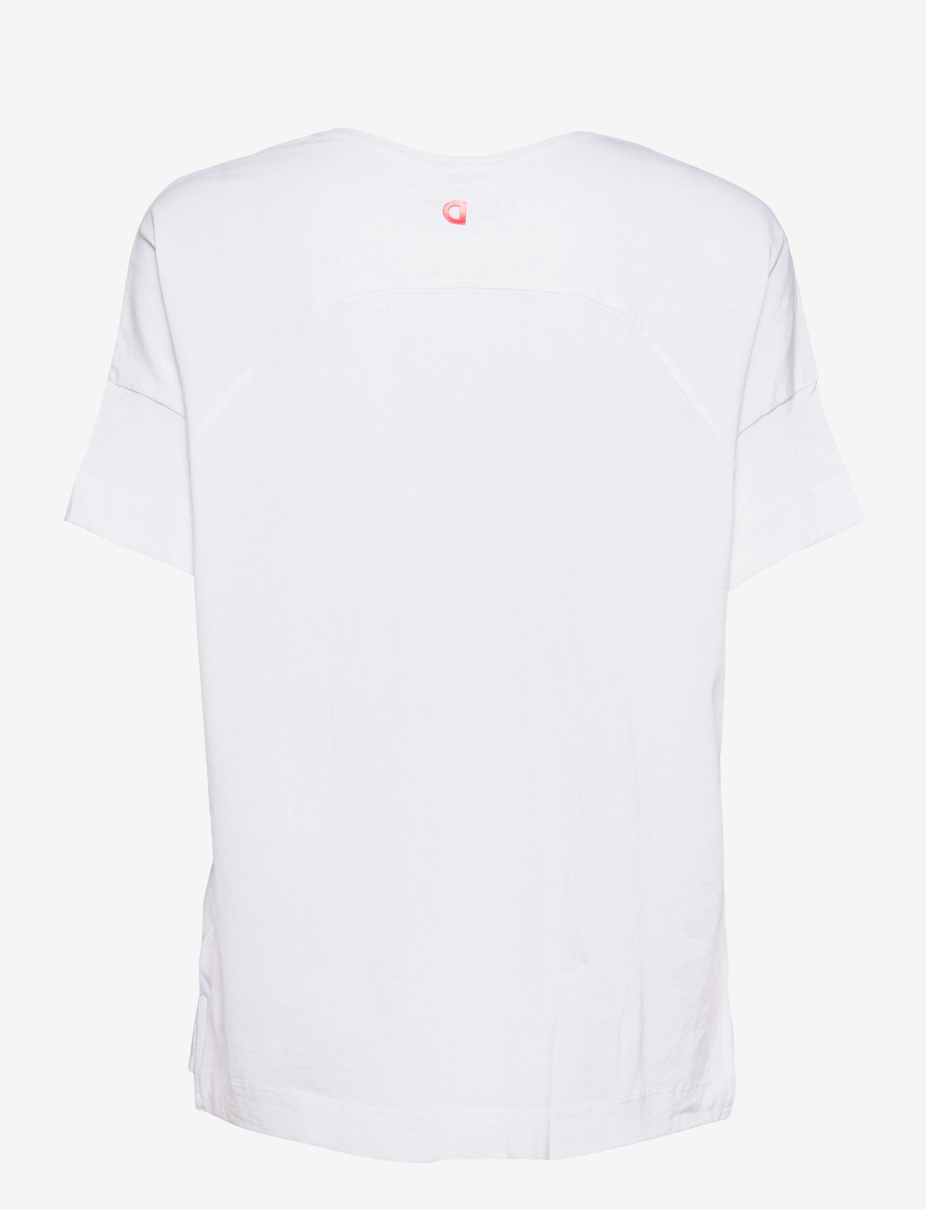 Desigual - T SHIRT OVERSIZE GALACTI - t-shirts - blanco - 1