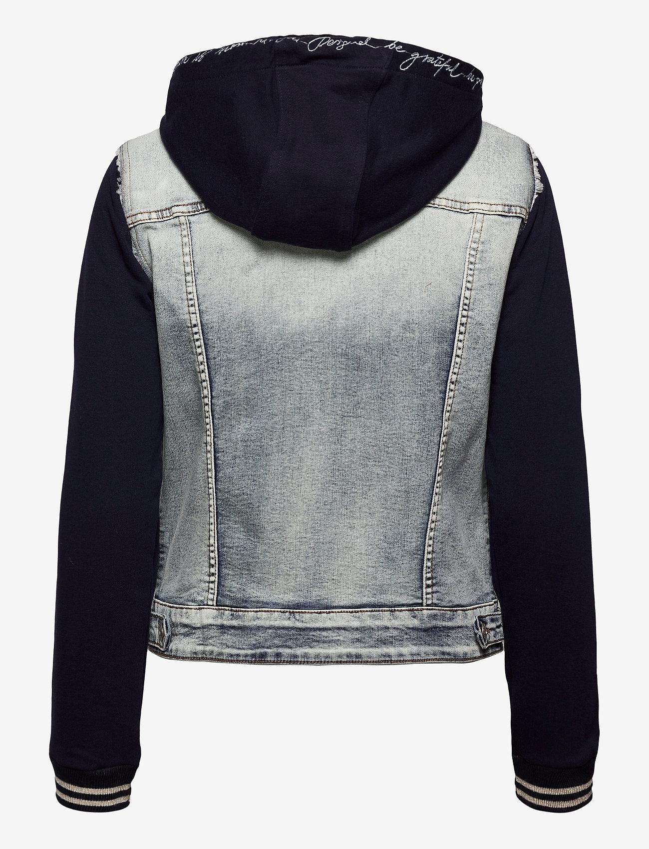 Desigual - CHAQ TAMAR - jeansjackor - denim medium light - 1