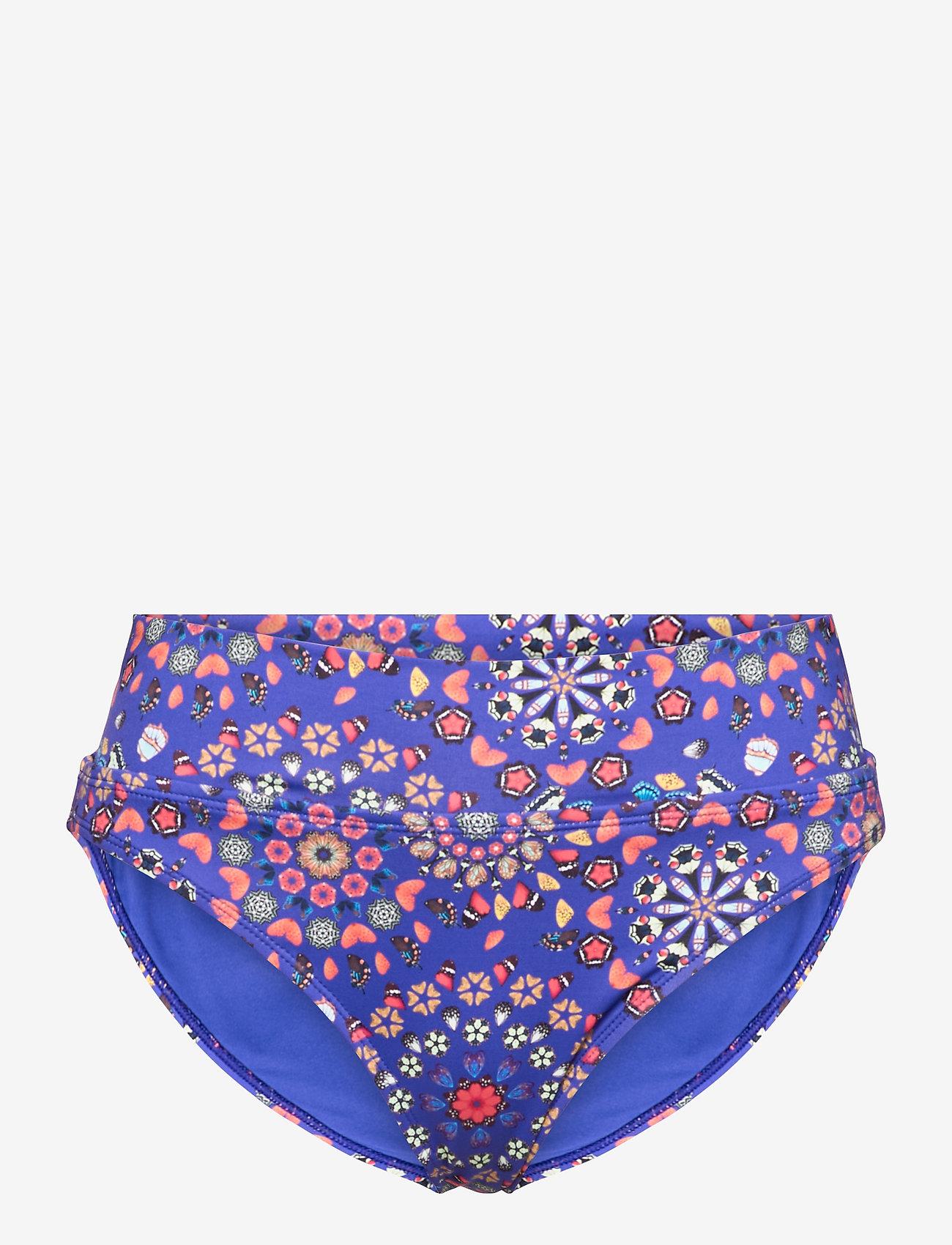 Desigual - BIKI BAHAMAS B - bikinitrosor - azul klein - 0