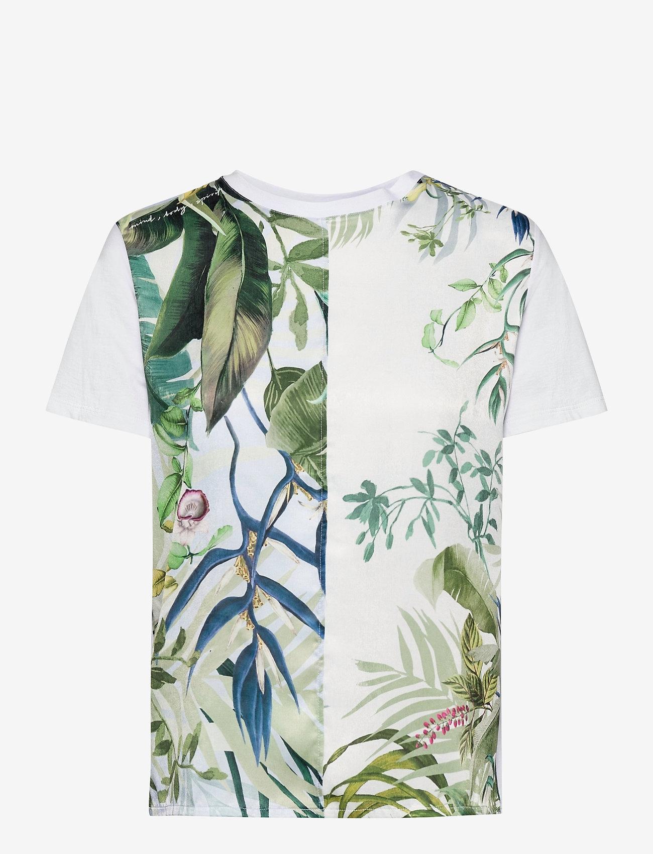 Desigual - TS BUDAPEST - t-shirts - crudo - 0