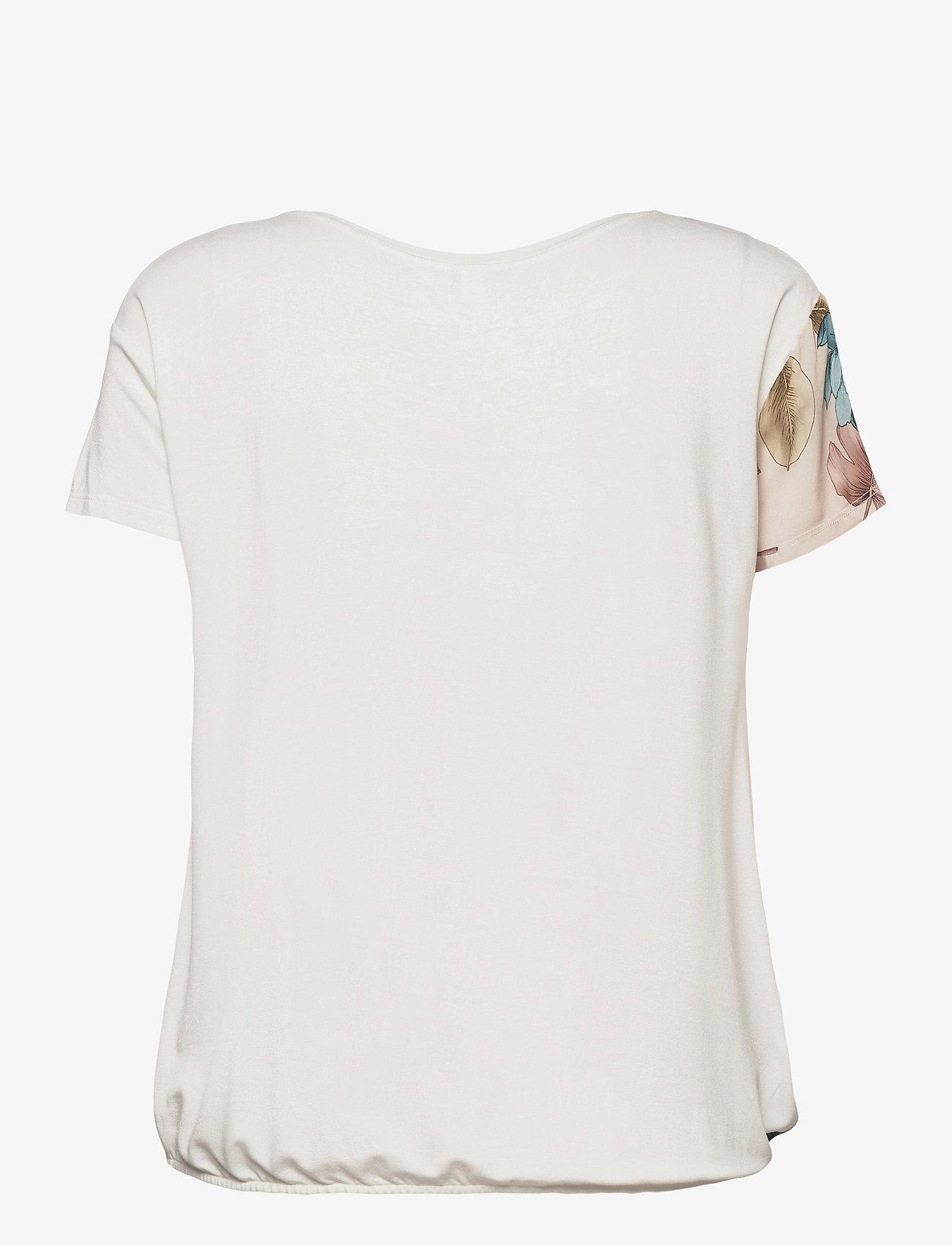 Desigual - TS EDIMBURGO - t-shirts - blanco - 1